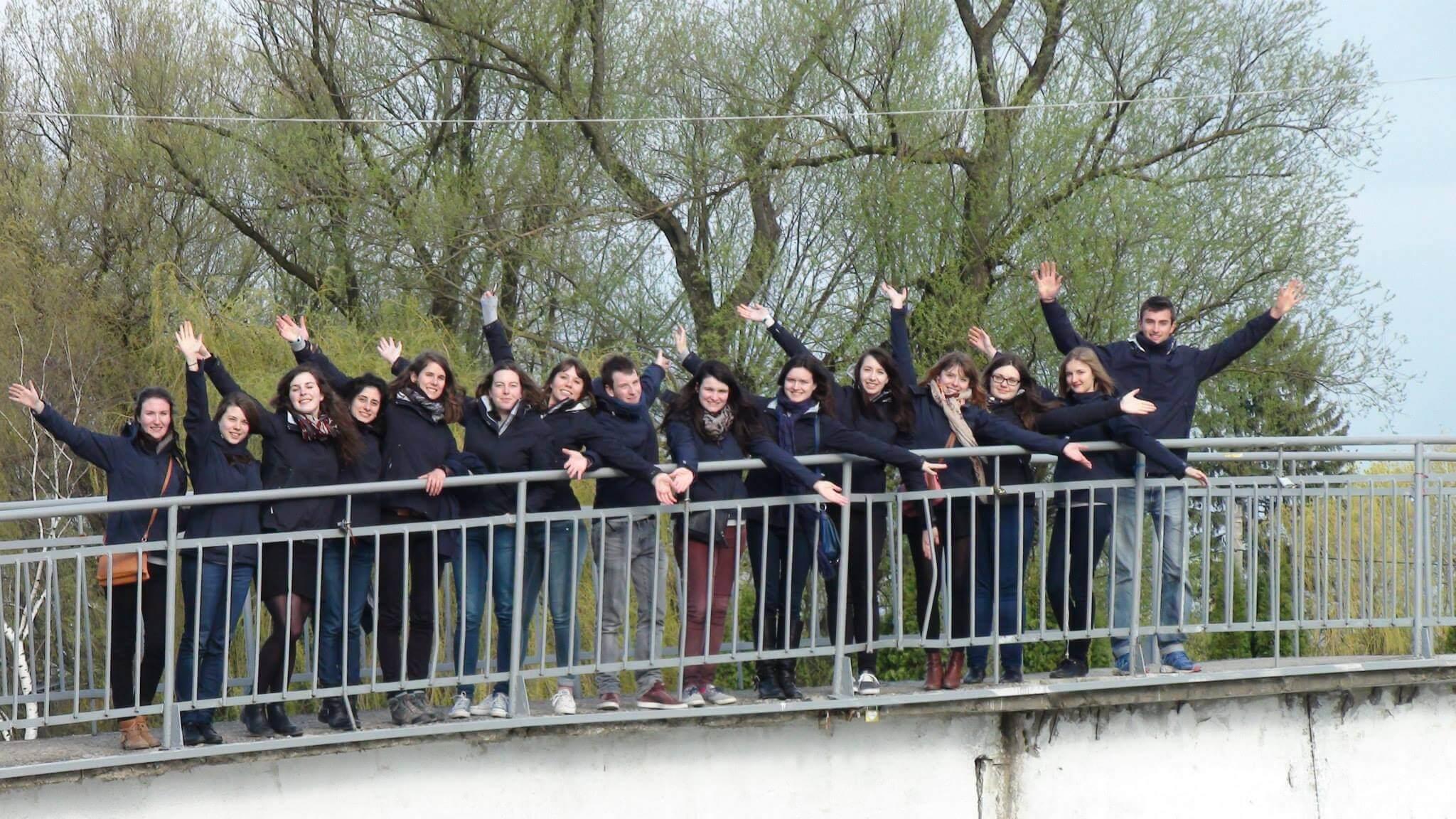 Human'East, association étudiante, projet humanitaire, engagement, jeunes