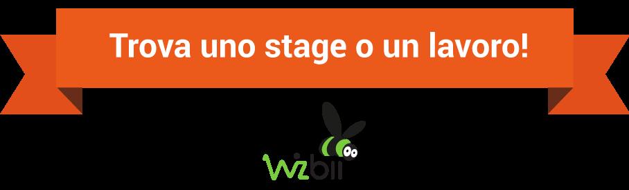 lavoro, impiego, wizbii, stage, opportunità, offerta