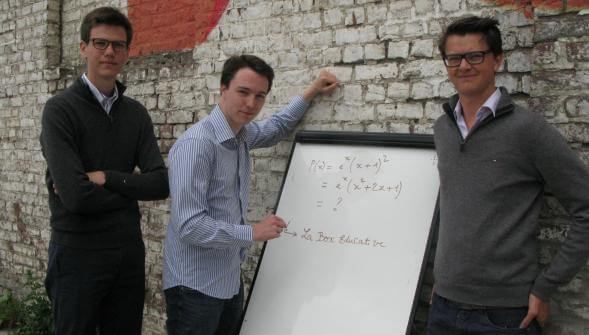 équipe co-fondateurs la box éducative