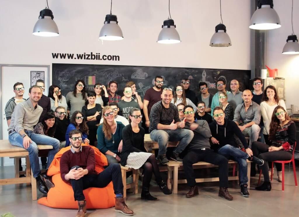 team wizbii
