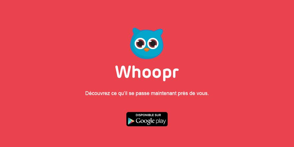 whoopr
