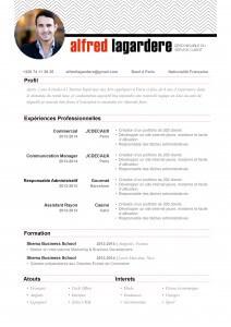 Modèle de CV - Le Coopératif