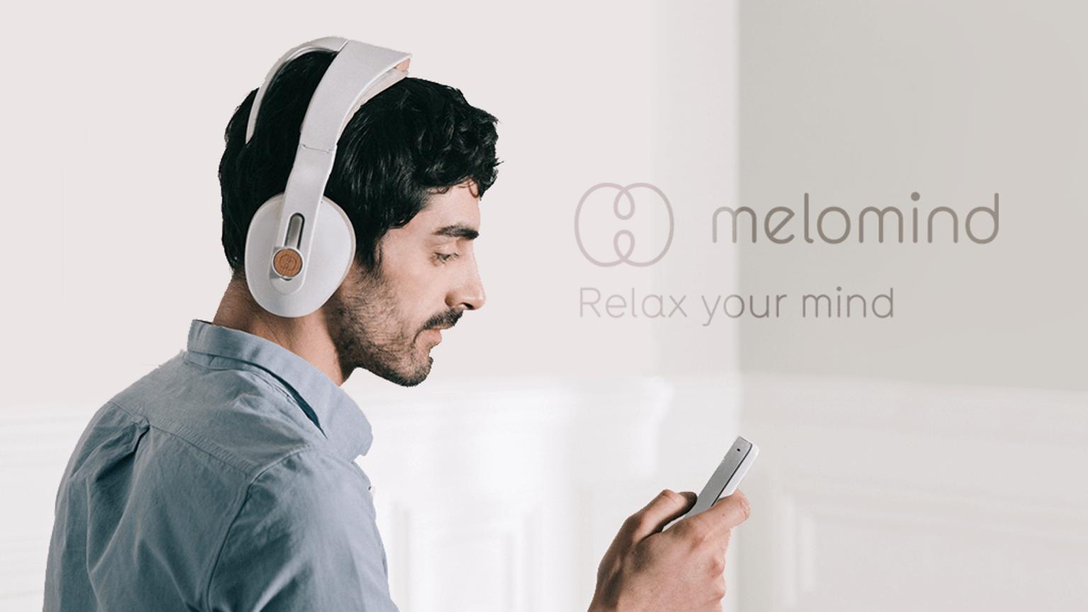 melomind, anti-stress, se relaxer, se détendre, tech, casque, connecté, résolutions, start-up, entrepreneuriat