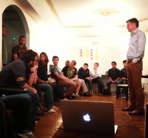 Startup Dream Team - Jim O'Neil