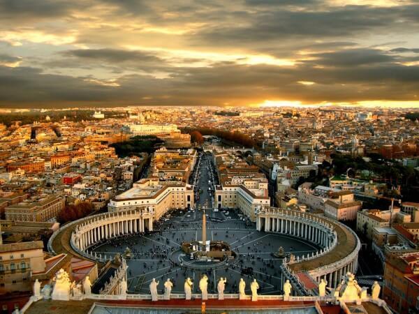 Erasmus Rome