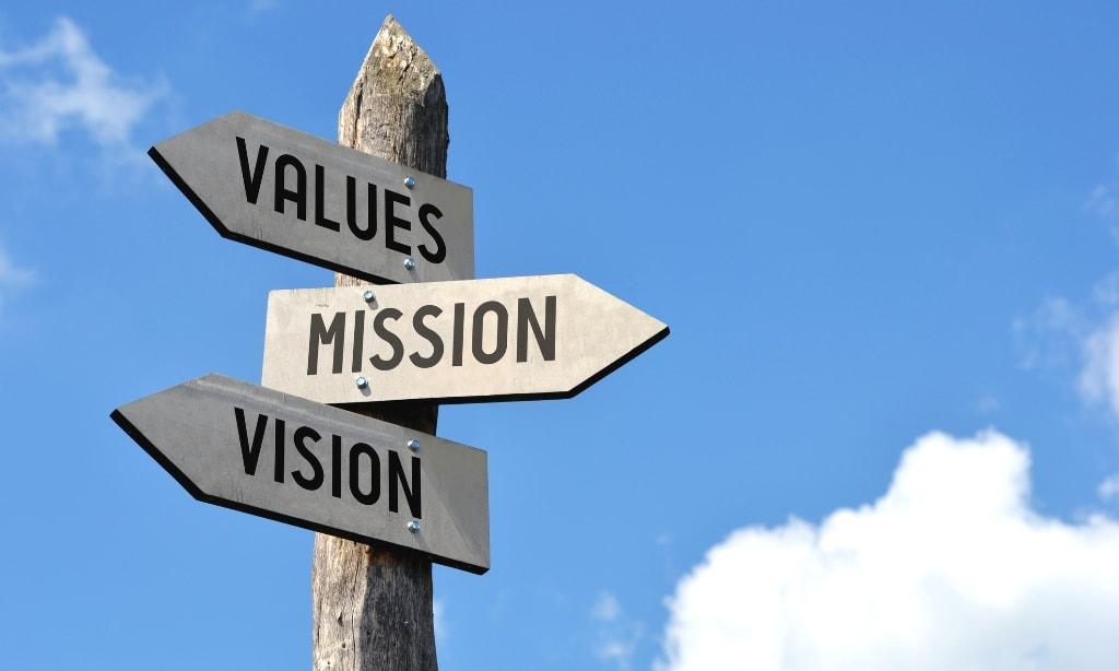 tu dois partager les mêmes valeurs que l'entreprise pour t'épanouir au travail