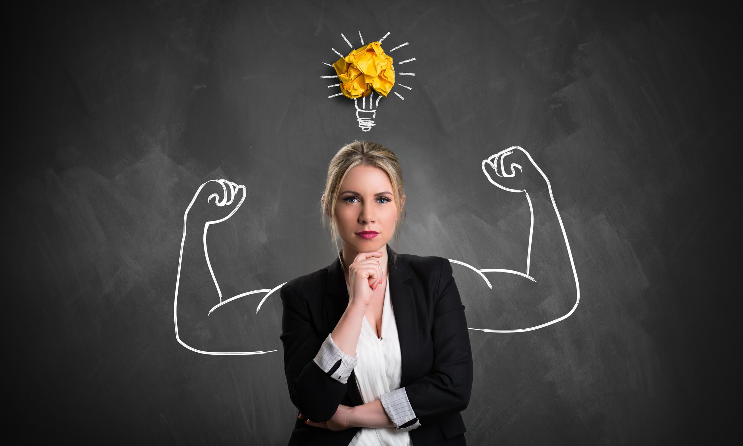 entreprenariat, femme, audace, courage, startup