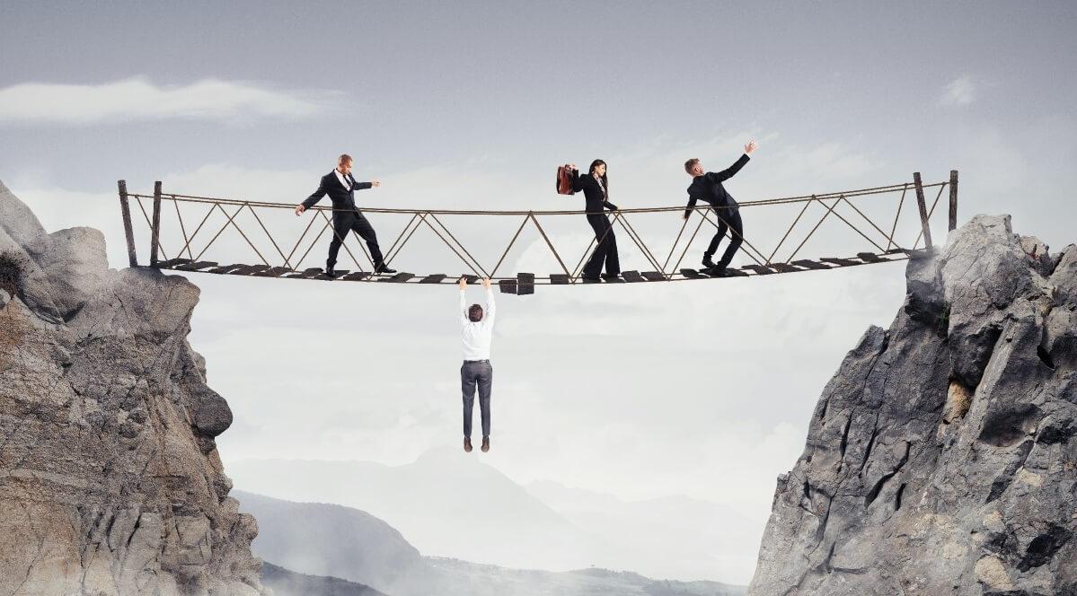 entreprendre, courage, reprendre, échec, succes