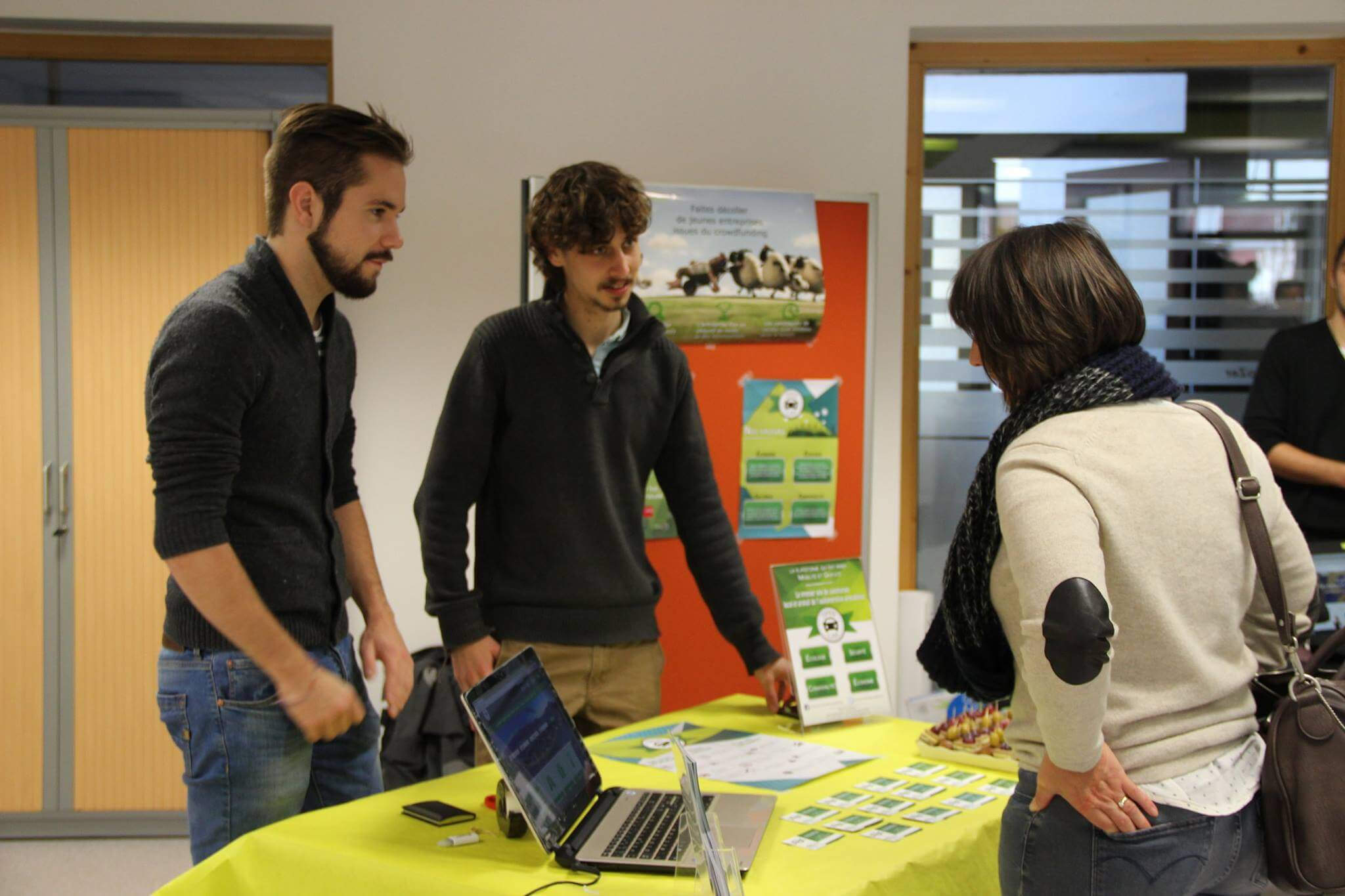 OpenCar, étudiants, entrepreneurs, covoiturage, plateforme, gratuit, local, projet, start-up