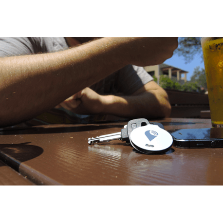 Trackr Bravo, objet start-up nova