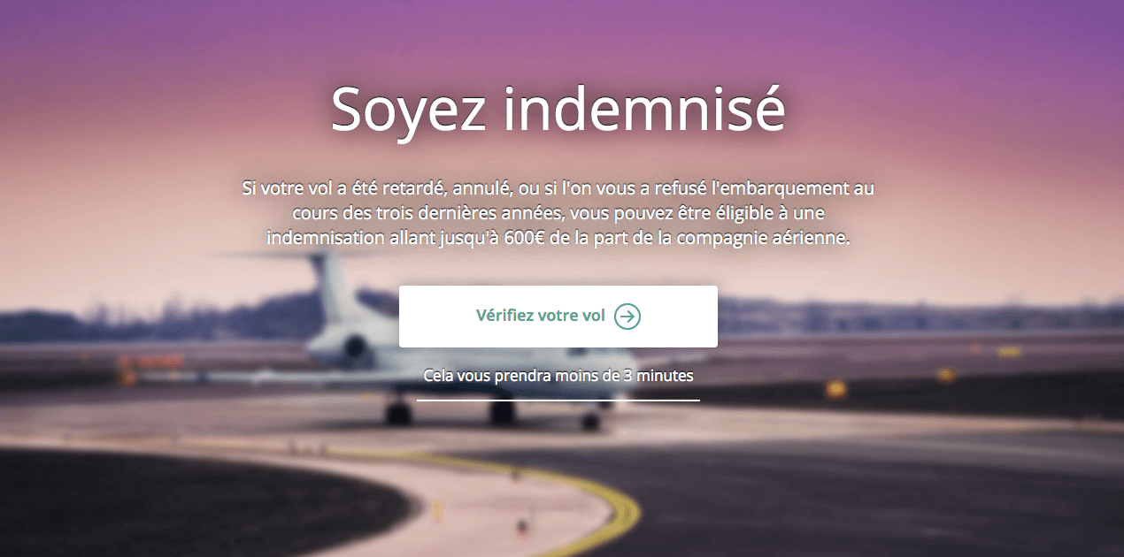 airhelp jeff biart interview associé startup remboursement avion