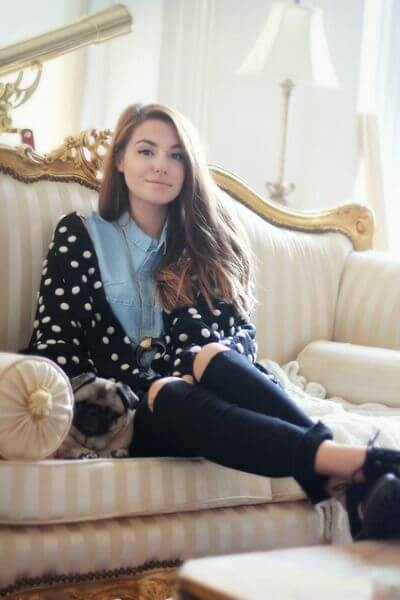 Cutiepiemarzia, youtuber, blogger, talented, young, student, student life, young talent, famous, interview, creative, inspiration, job,