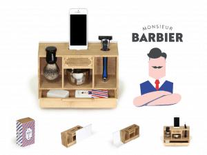 Noël, startup, idées cadeaux, French Tech, originalité, innovation, connecté, économie, hipster, barbu, bobo, barbier, box, France