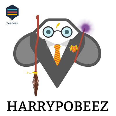 illustration beedeez quizz harry potter