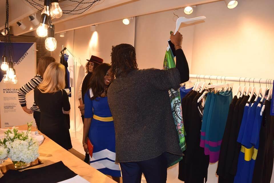 FABRYAN, fashion, UK, London, womenswear