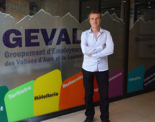 Arnaud Casteran - GEVAL