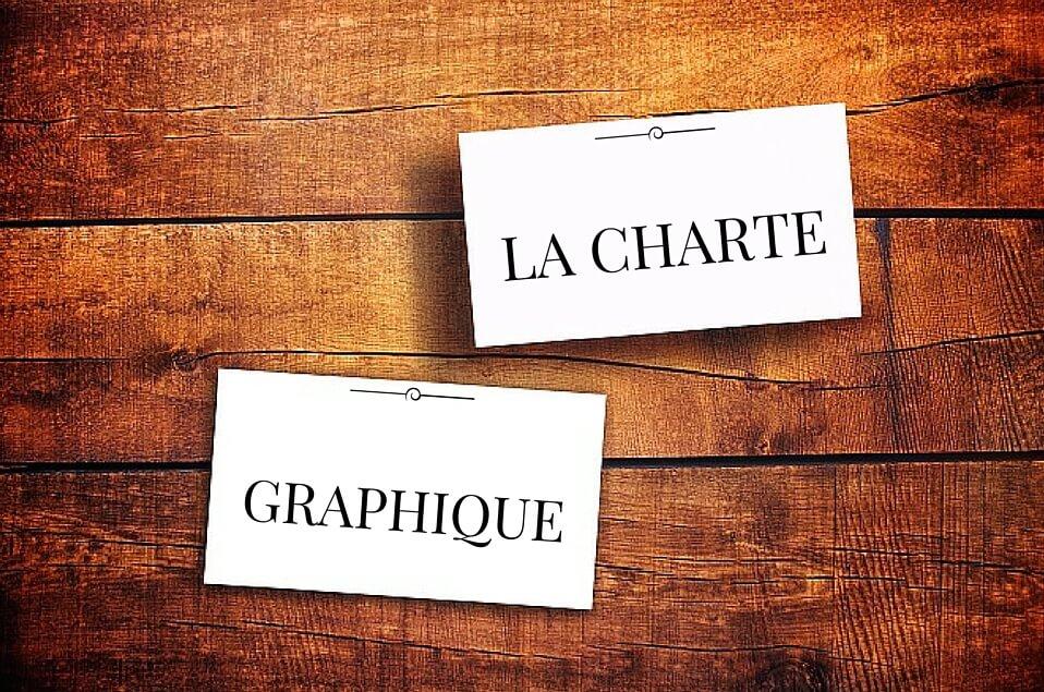 la charte graphique carte de visite logo emploi entrepreneuriat relation