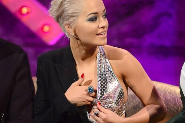rita ora embarrassed