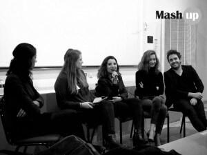 entrepreneuriat féminin mash up