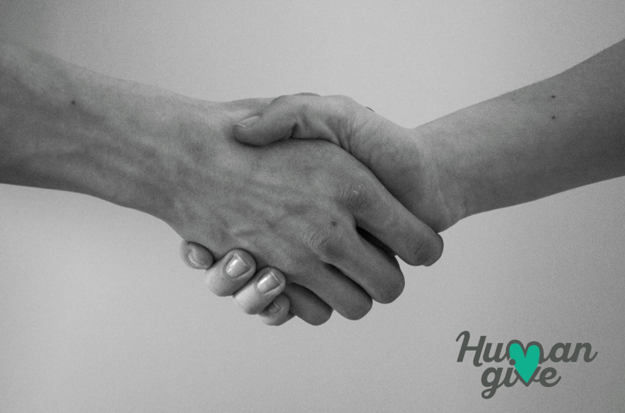 HumanGive, start-up, associations, entrepreneuriat, jeunes