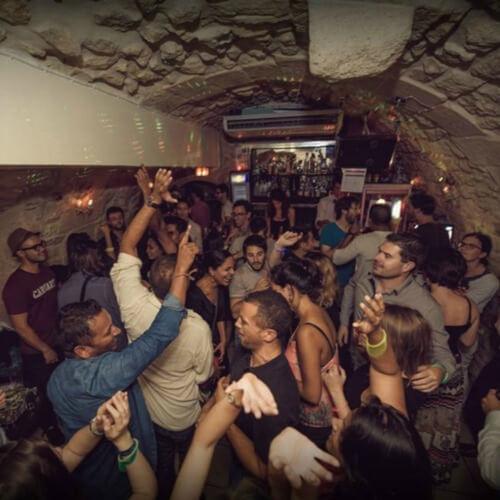 soirées parisiennes bar Youshould