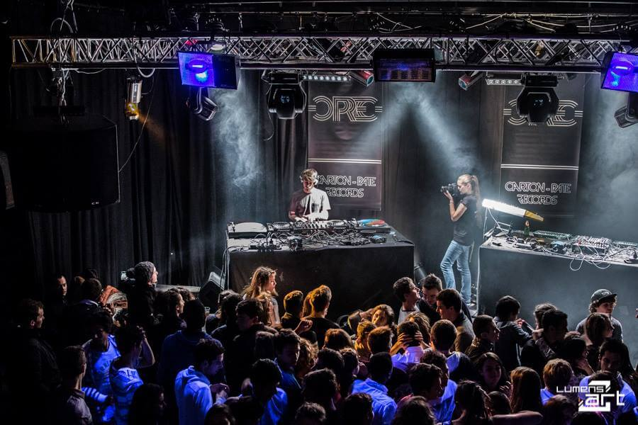 Carton-Pâte Records, Grenoble, musique, label, DJ, école, jeunes, talents