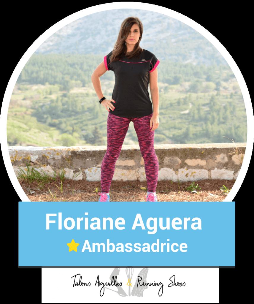 floriane aguera ambassadrice jobrun talons aiguilles et running shoes