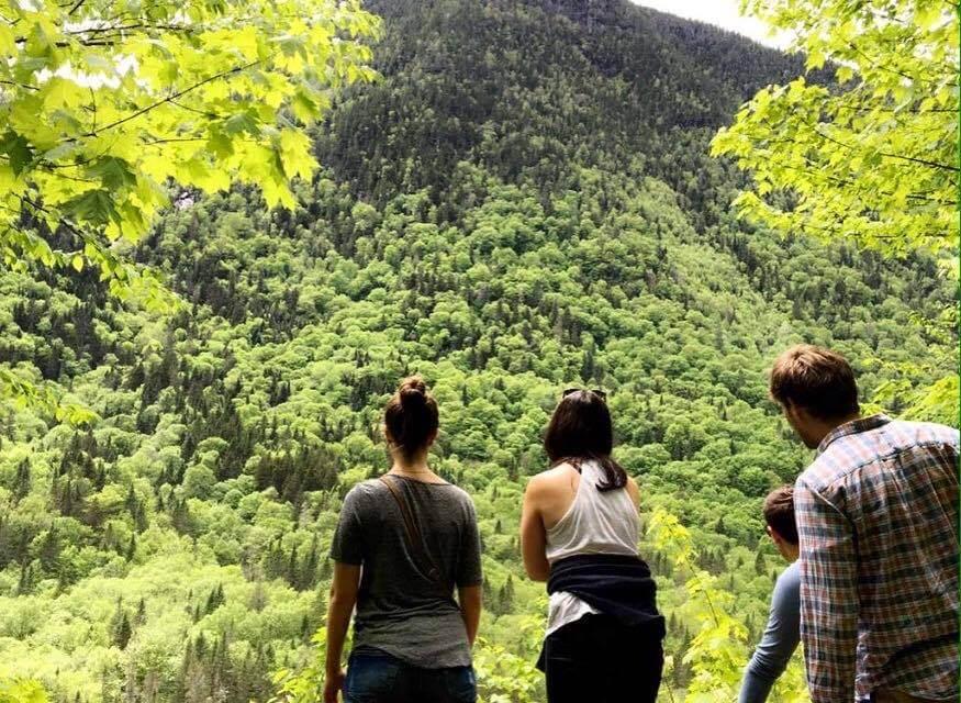 Montréal Canada paysage étudiants découverte études