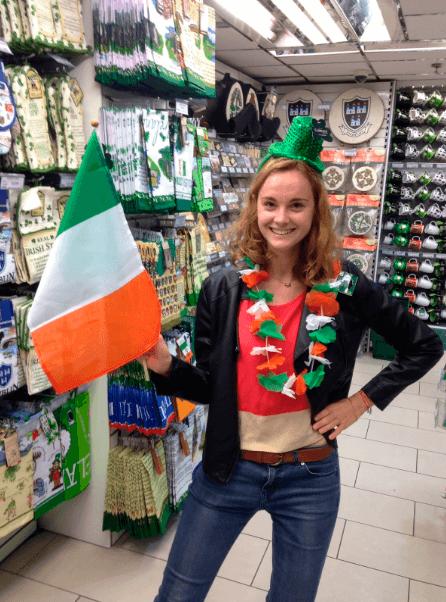irlande stage experience étudiante dublin pékin