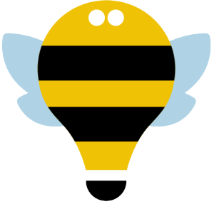 logo start-up busybee