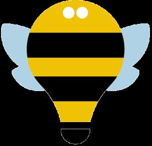 logo start-up busybee
