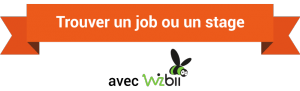 trouver job stage wizbii