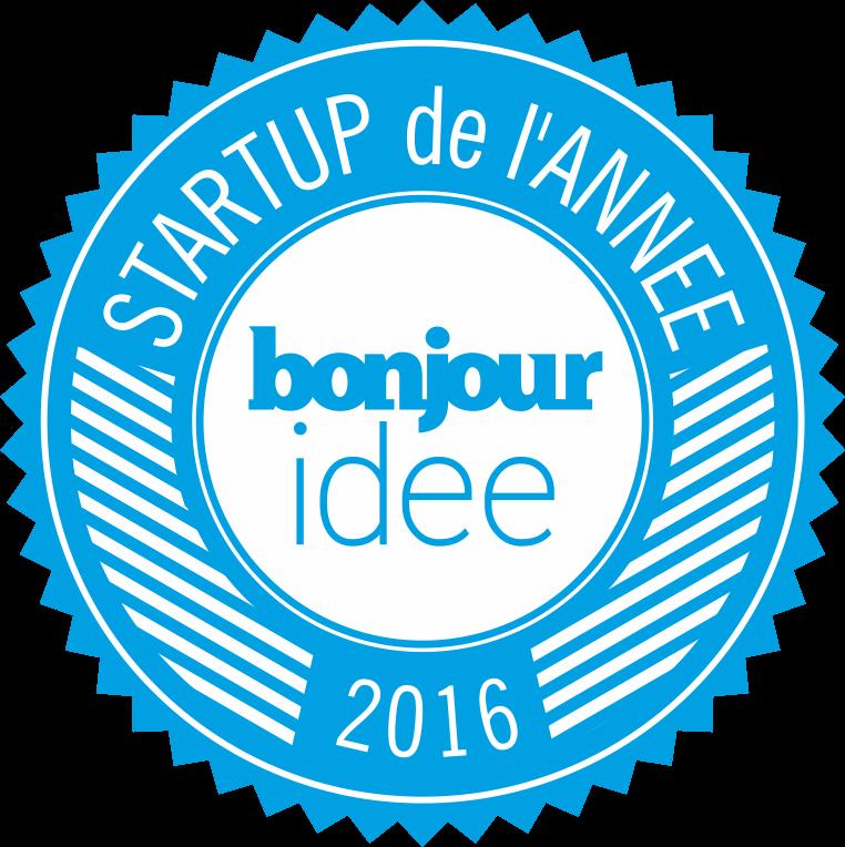 bonjour idées, startup, concours, startup de l'année