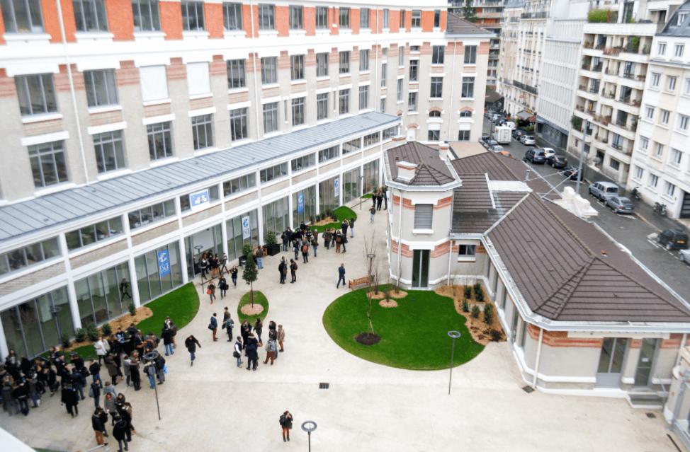 ESCE Campus paris etudiants
