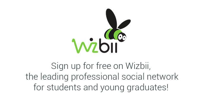 sign-up-wizbiiwork, job, career, job search, advice, students, graduates, employment, internships, organization