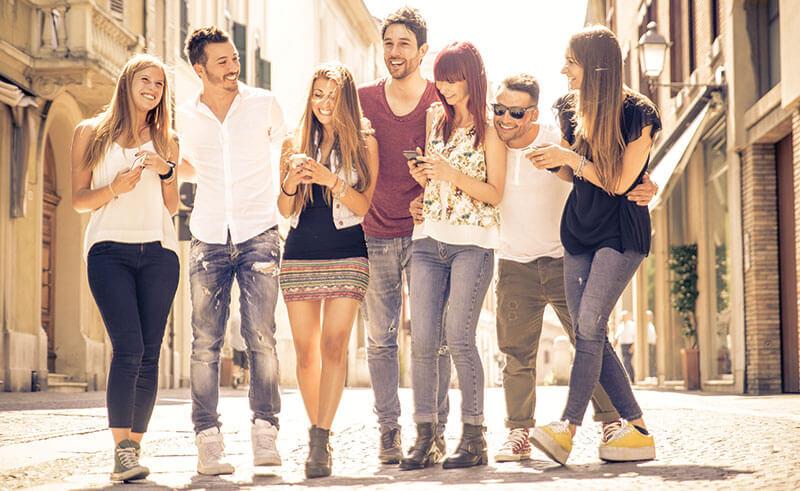ganiza, app, startup, Italia, applicazione, imprenditore, innovazione, uscite, amici, impresa, business, idee