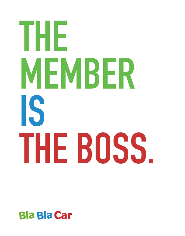 The Member Is The Boss