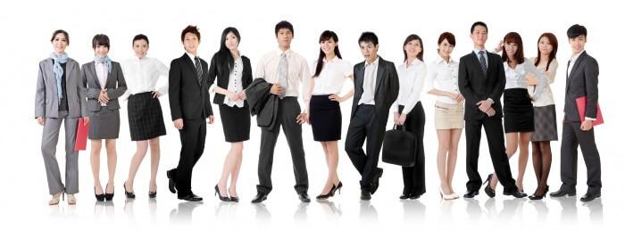 étudiants japonais entretien d'embauche