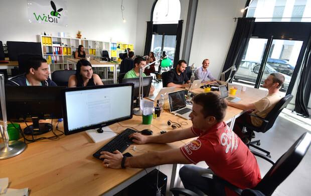 equipe wizbii developpeurs