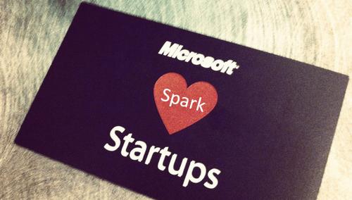 startups Microsoft