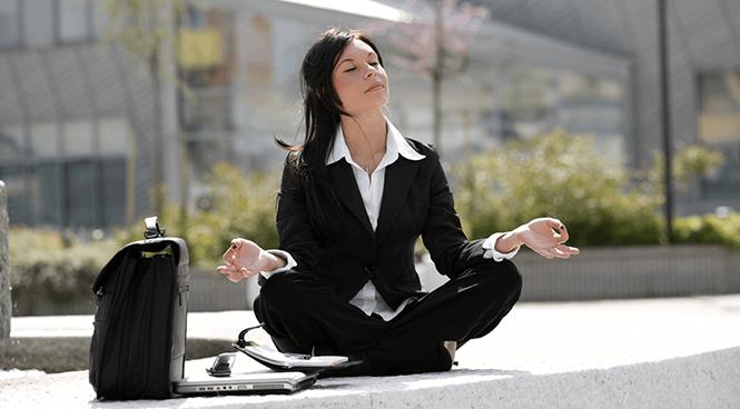 rester zen travail assister reunion pré rentrée université