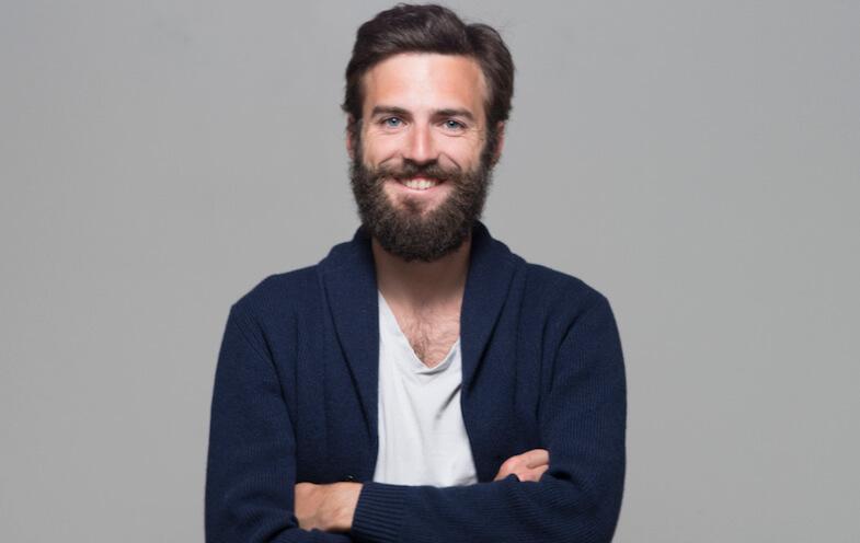 damien courbon fondateur swapcard startuppers entrepreneur carte de visite