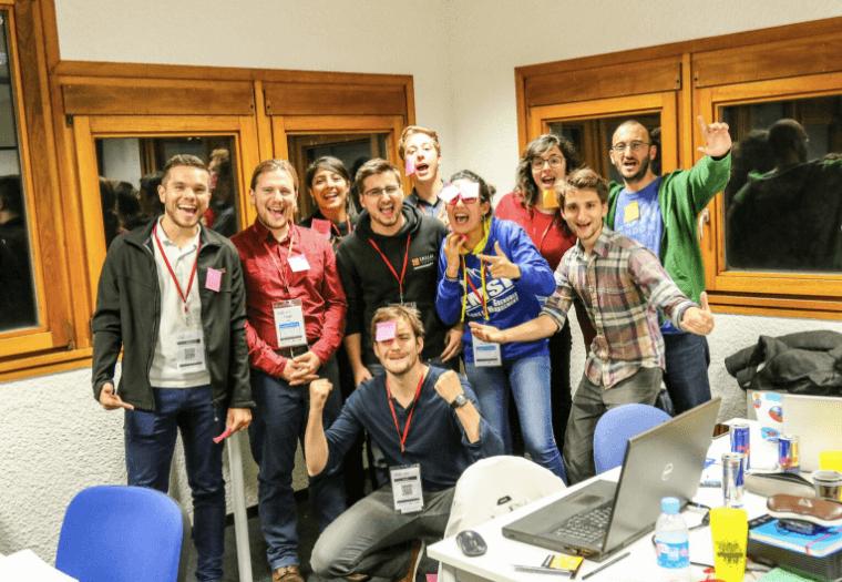 startup week end gagnants participants