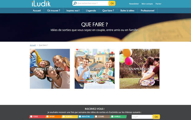 iLudik, start-up, grenoble, loisirs