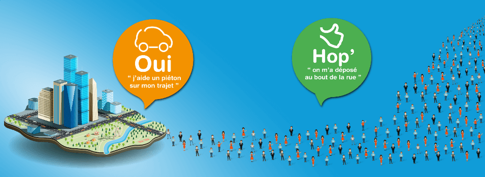 ouihop, covoiturage, france, se déplacer, environnement, eco-friendly, résolutions, start-up, entrepreneuriat