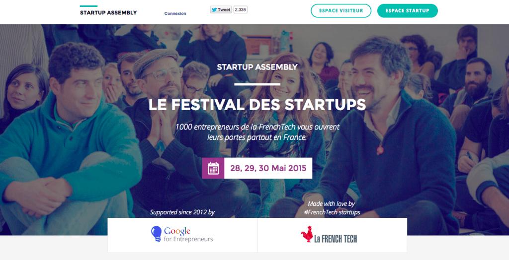 marc arthur startup assembly