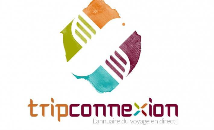 logo tripconnexion voyage