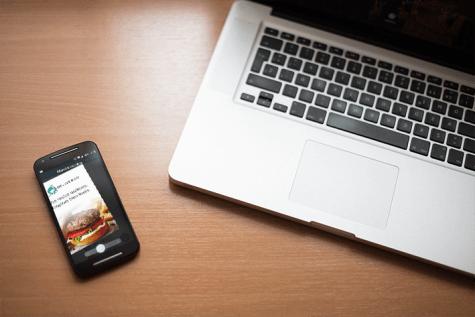 Swiper, application, déverouillage, smartphone, rémunère