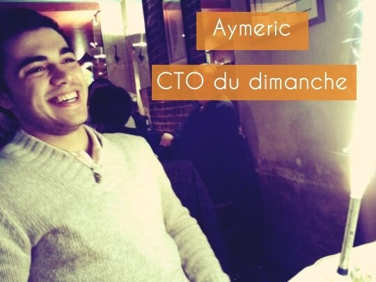 aymeric make my sunday