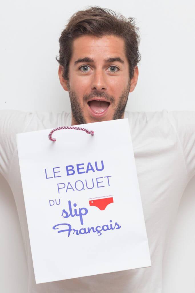 guillaume gibault le fondateur du slip français ceo marque sous vetements masculin conférence salon entrepreneurs lever des fonds convaincre un investisseur